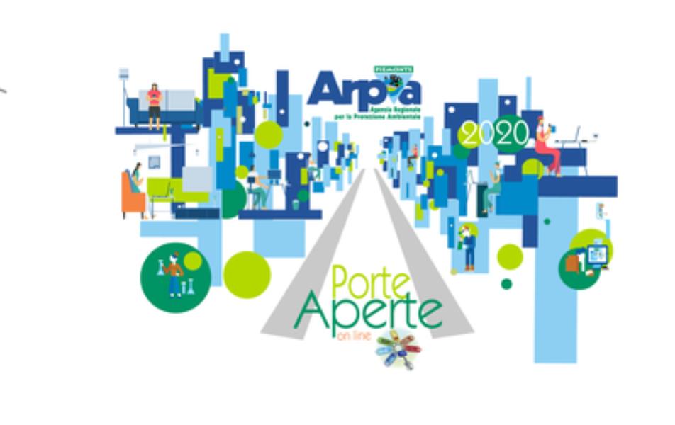 ARPA Porte Aperte e il Santorre