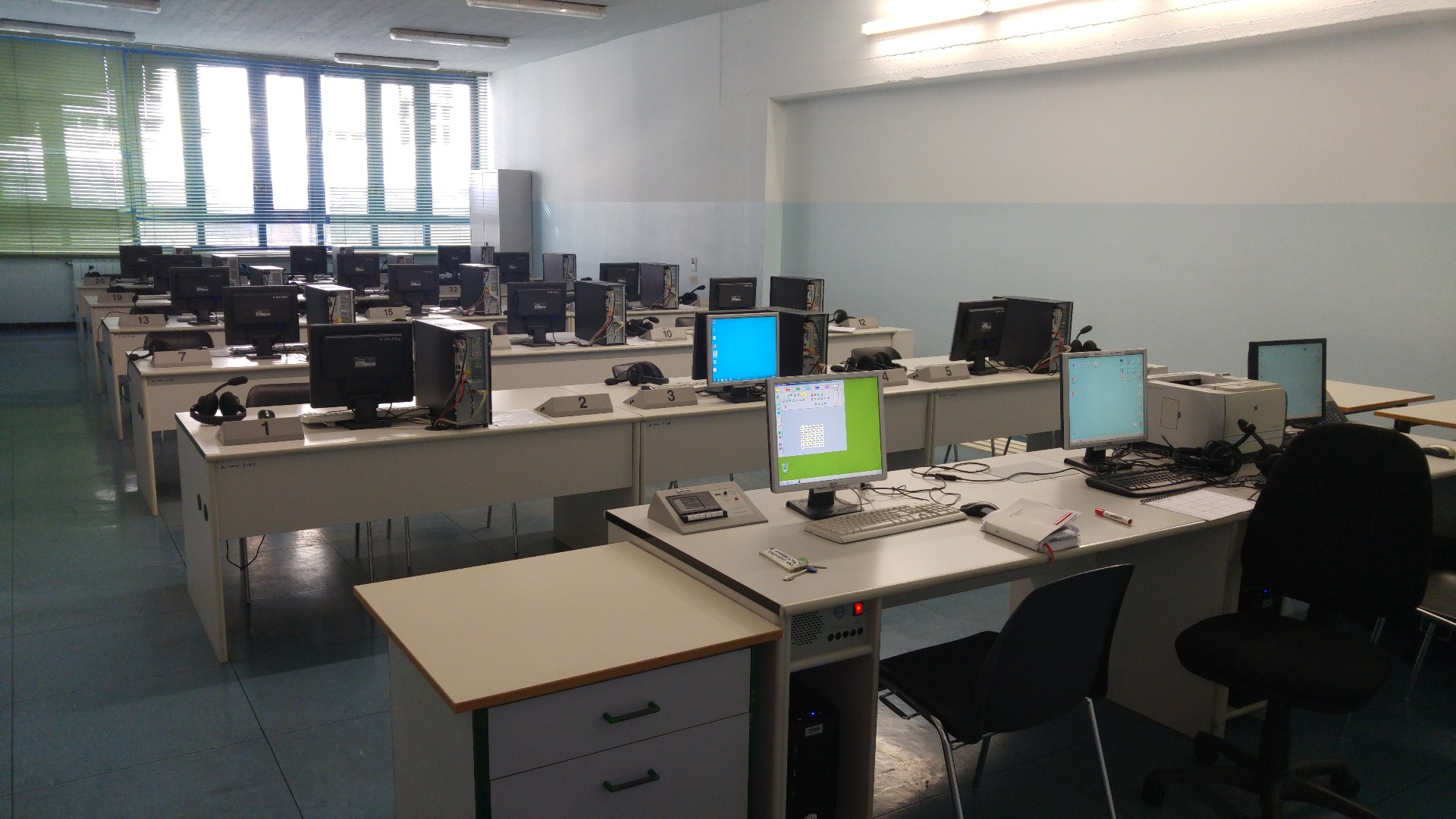Laboratori Linguistici